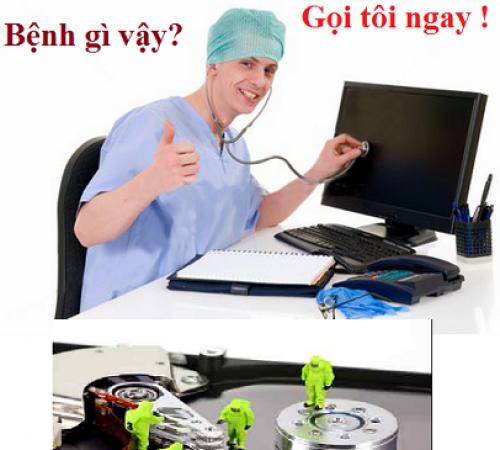 Sửa chữa máy tính - Laptop