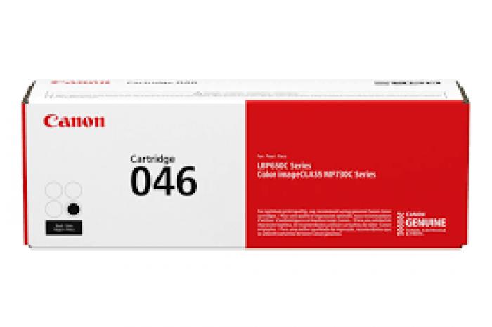 Mực in Canon 046 Black Toner Cartridge (EP-046Bk)
