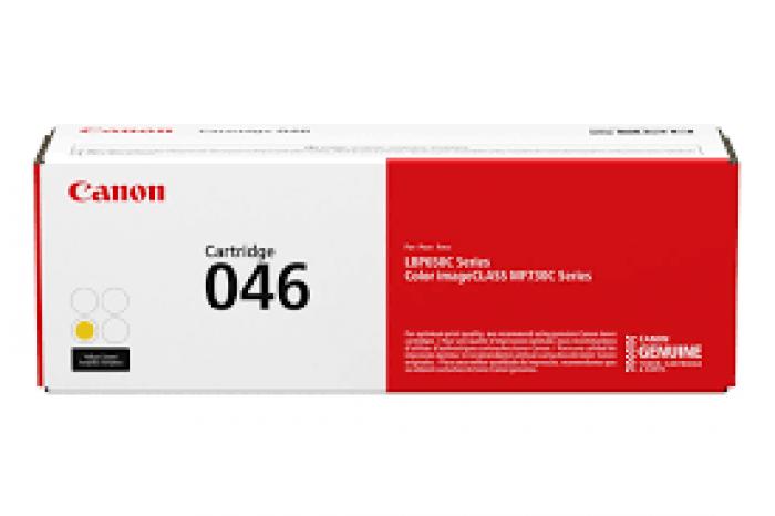 Mực in Canon 046 Yellow Toner Cartridge (EP-046Y)
