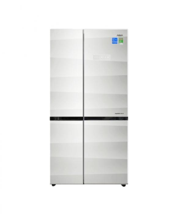 Tủ lạnh Aqua 518 Lít AQR-IG585AS GS