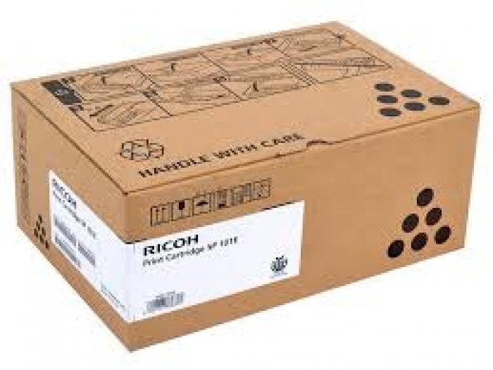 Mực in Ricoh SP101S, Black Tone Cartridge (407060)