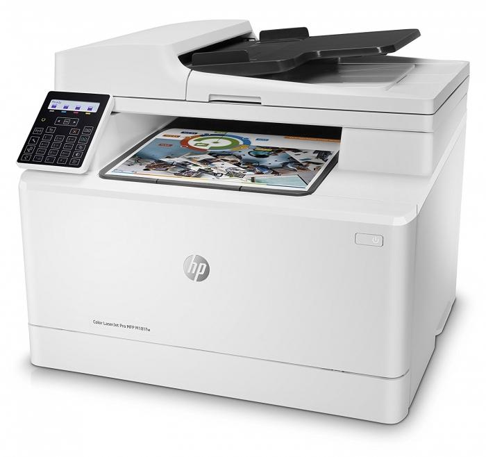 Máy in đa năng HP Color LaserJet Pro MFP M181fw