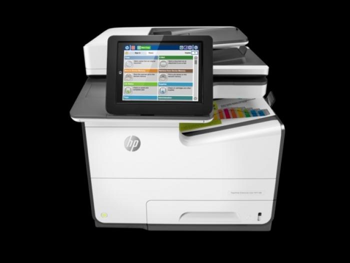 Máy in HP PageWide Enterprise Color MFP 586dn