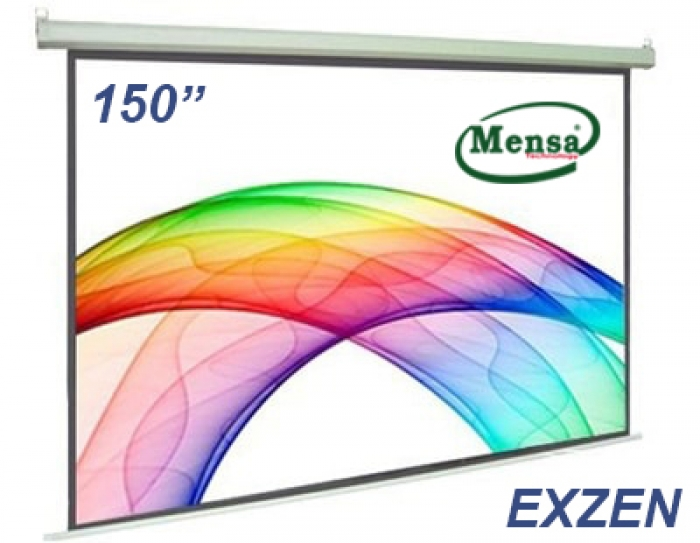 Màn chiếu treo tường EXZEN KOREA 150 inch (120' x 96')
