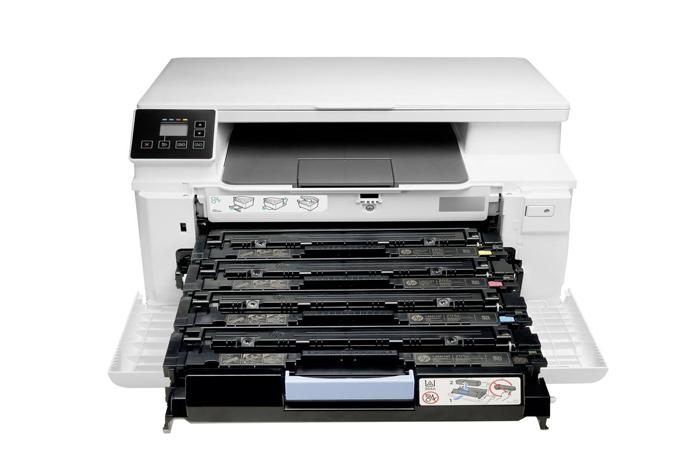 Máy in đa chức năng HP Color LaserJet Pro M180n