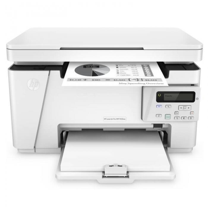 Máy in đa năng HP LaserJet Pro MFP M26a