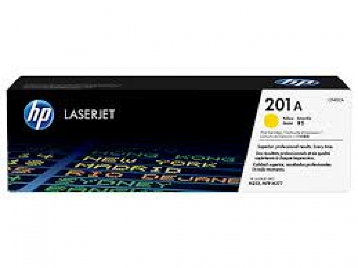 Mực in Laser màu vàng HP 201A Yellow Original LaserJet Toner Cartridge (CF402A)
