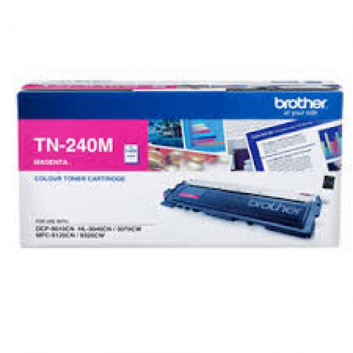 Mực in Brother TN 240 Magenta Toner Cartridge (TN 240M)