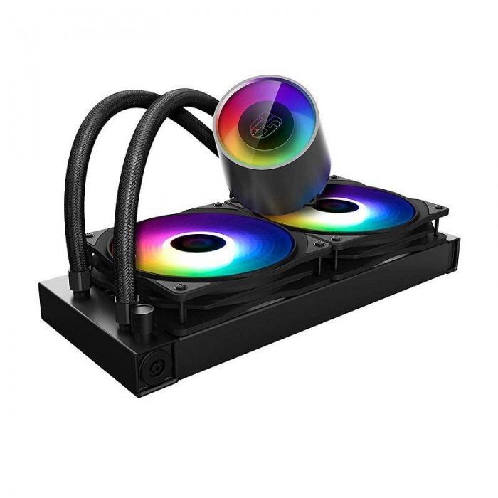 Tản nhiệt nước AIO DEEPCOOL CASTLE 240RGB V2