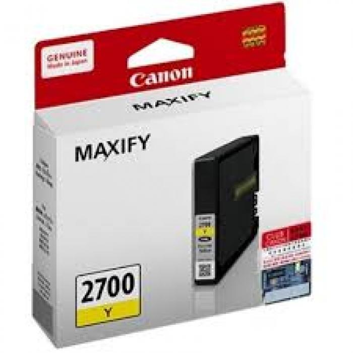 Mực in Canon PGI-2700 Black ink Tank