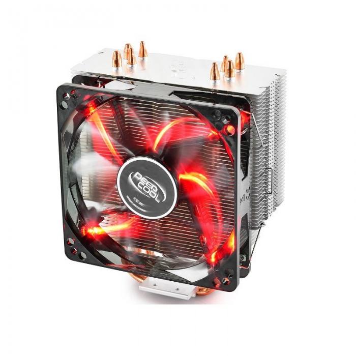 Tản nhiệt khí CPU DEEPCOOL GAMMAXX 400 V2 RED
