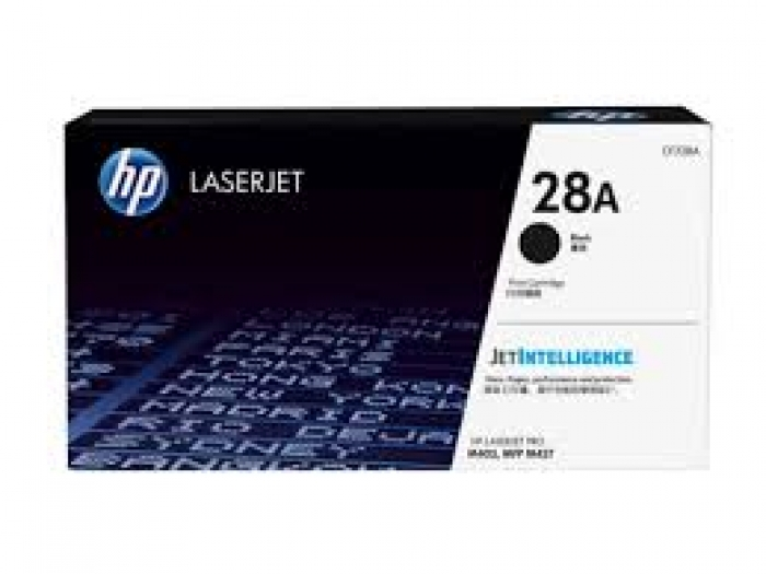 Mực in HP 28A Black Original LaserJet Toner Cartridge (CF228A)