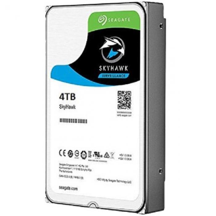 Ổ cứng HDD cho camera Seagate SKYHAWK 4TB 3.5