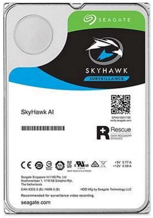 Ổ Cứng HDD Cho camera Seagate SKYHAWK AI 12TB 3.5