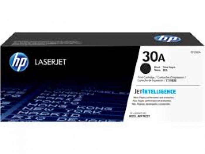 Mực in HP 30A Black Original LaserJet Toner Cartridge (CF230A)