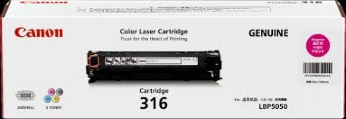 Mực in Canon 316 Magenta Toner Cartridge