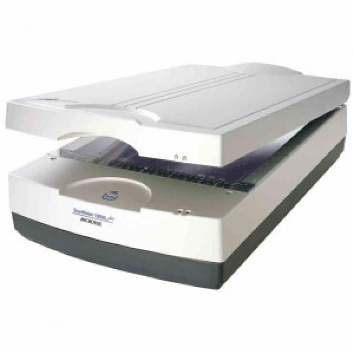 Máy quét ảnh Microtek XT6060 (A3 Book scanner)