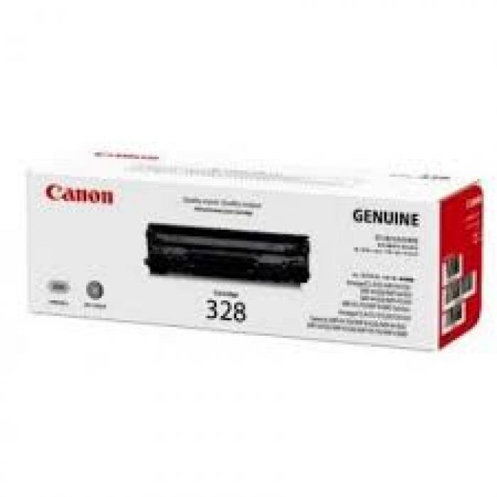 Mực in Canon 328 Black Toner Cartrdge