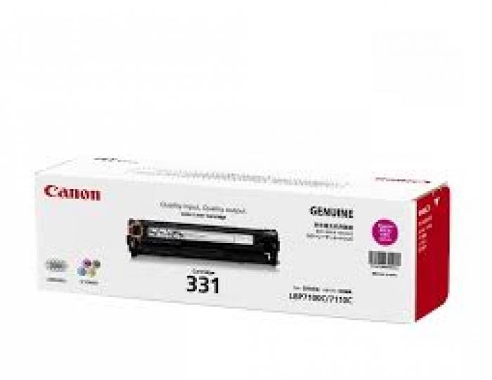 Mực in Canon 331 Magenta Toner Cartridge