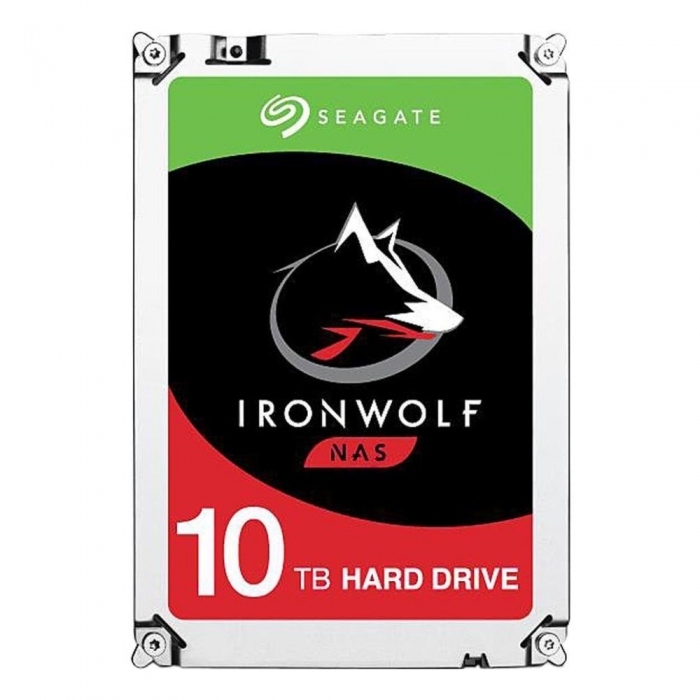 Ổ cứng HDD Seagate IRONWOLF 10TB 3.5