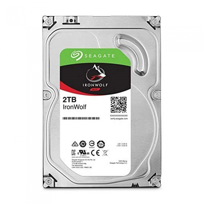 Ổ cứng HDD Seagate IRONWOLF PRO 14TB 3.5