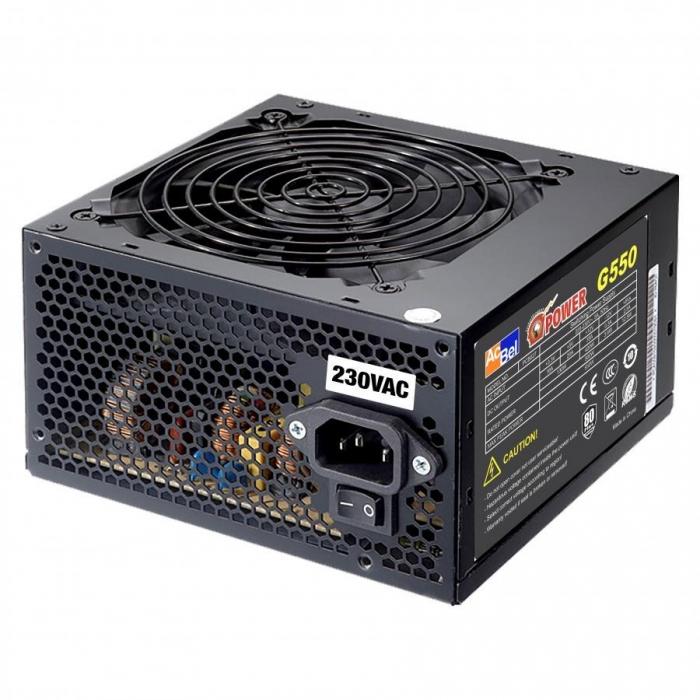 Nguồn Acbel iPower 80plus 550