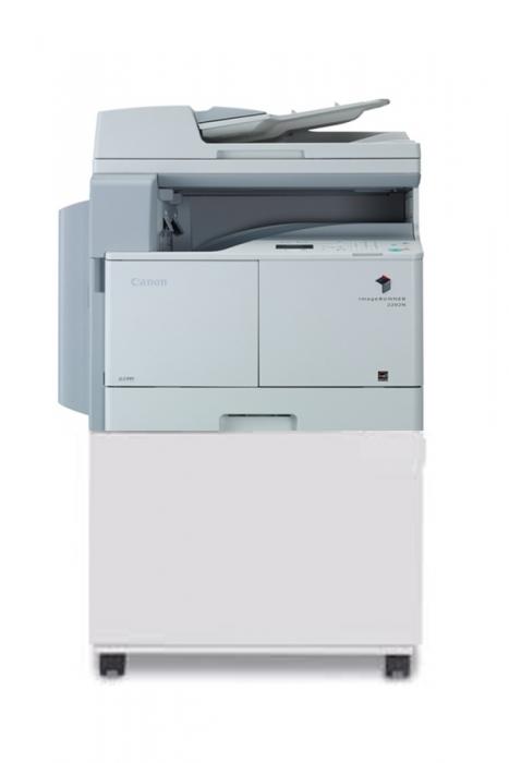 Máy photocopy Canon iR 2006N trọn bộ DADF-AY1, Duplex C1