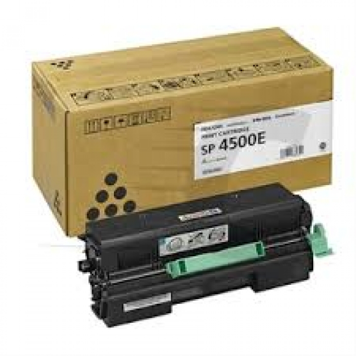 Mực in Ricoh SP 4500S, Black Toner Cartridge (SP 4500S)