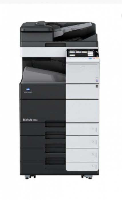 Máy in laser đen trắng BIZHUB 658E