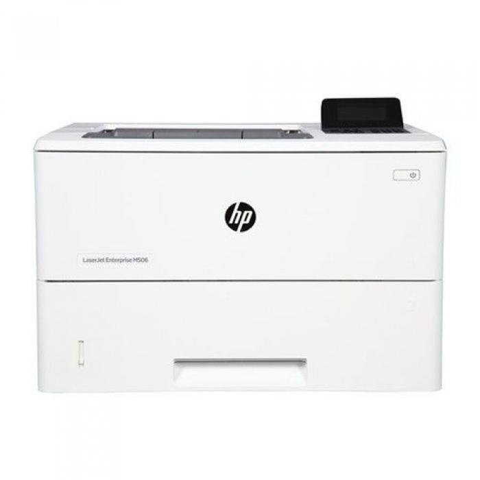 Máy in laser tắng đen HP M506DN