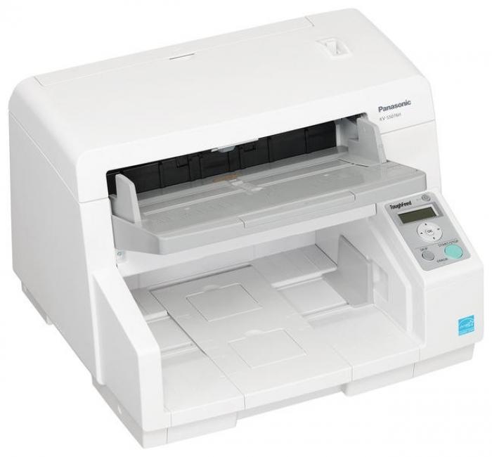 Máy scan Panasonic KV - S5076H