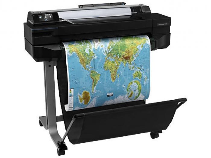 HP Designjet T520 24-inch ePrinter: A1