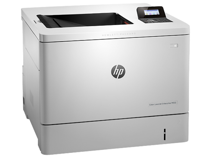 Máy in laser màu HP ENT M553N