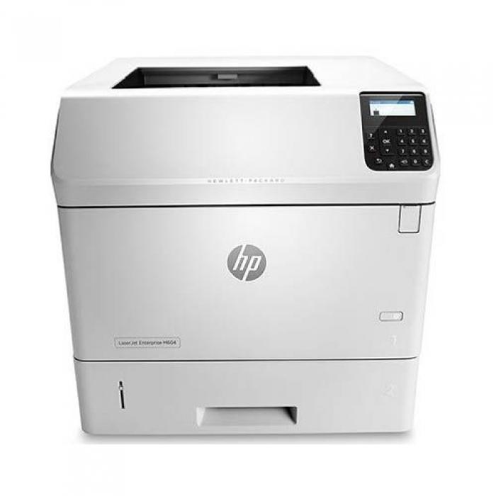 Máy in laser trắng đen HP M604DN