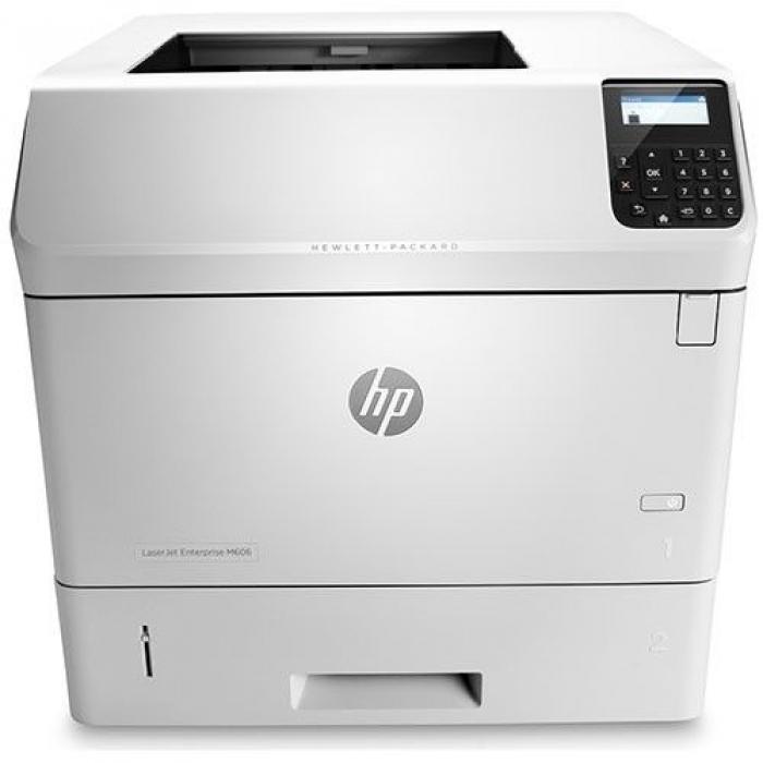 Máy văn phòng - Máy in laser trắng đen HP M606DN
