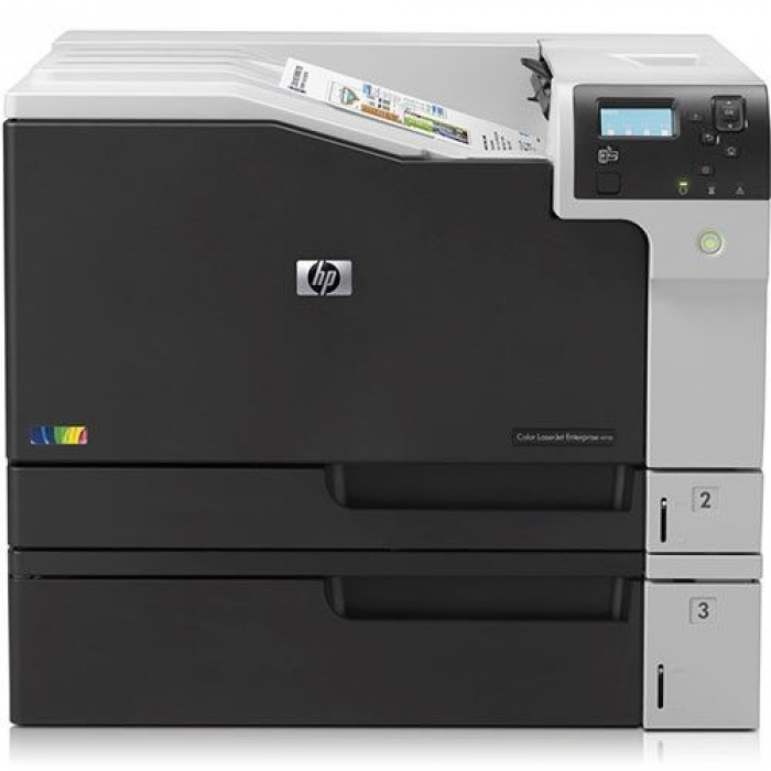 Máy in laser màu HP M750DN