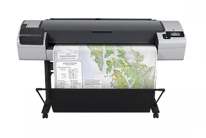 HP Designjet T795 44-in ePrinter A0