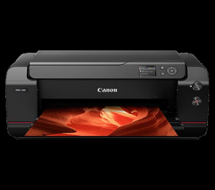 Máy in phun màu Canon imagePROGRAF PRO-500