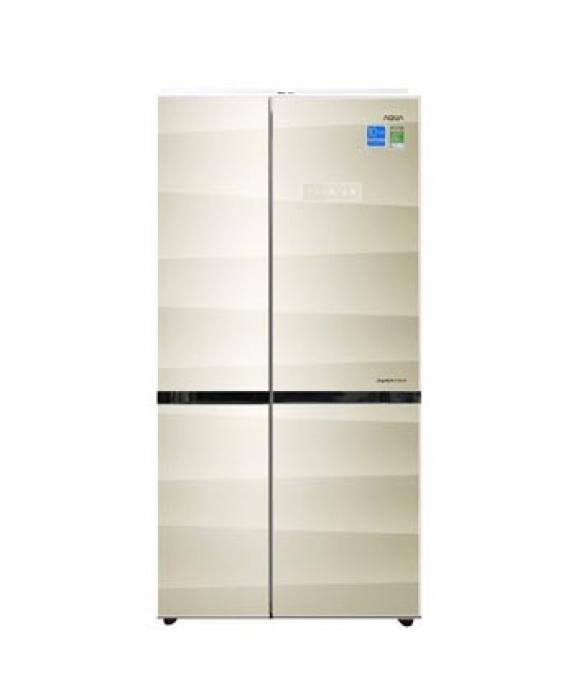 Tủ lạnh Aqua 518 Lít AQR-IG585AS SG