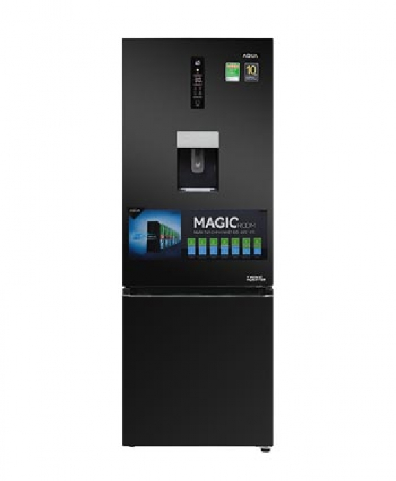 Tủ lạnh Aqua 320 lít AQR-IW378EB BS