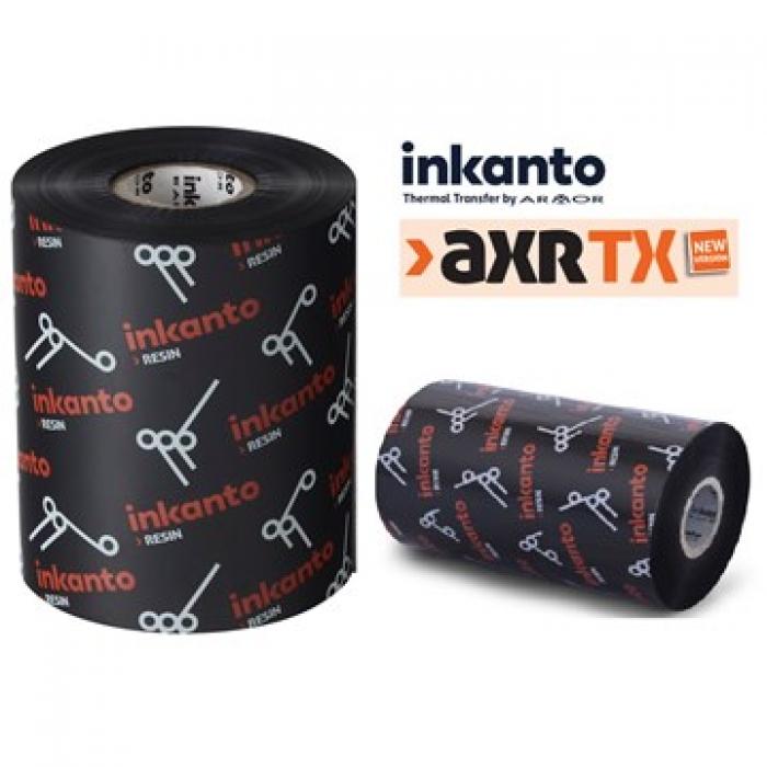 Mực in mã vạch Resin Ribbon Inkanto AXRTX