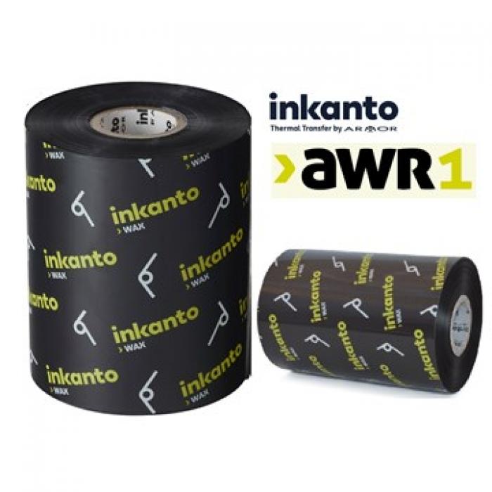Mực in mã vạch Wax Ribbon Inkanto AWR1
