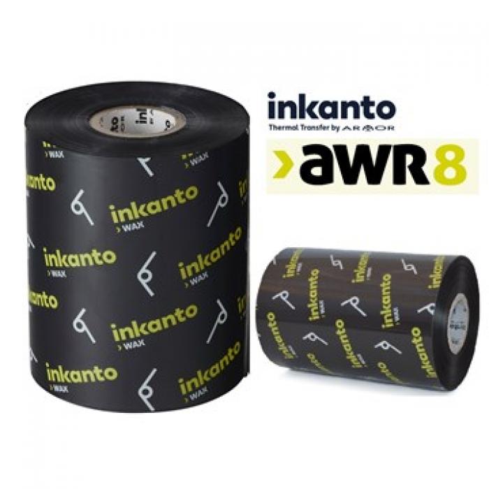 Mực in mã vạch Wax Ribbon Inkanto AWR8