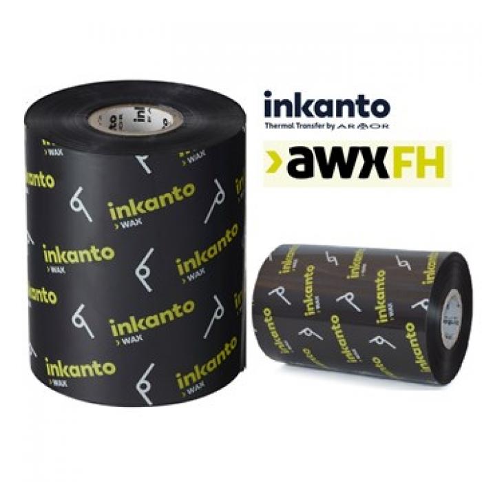 Mực in mã vạch Wax Ribbon Inkanto AWXFH