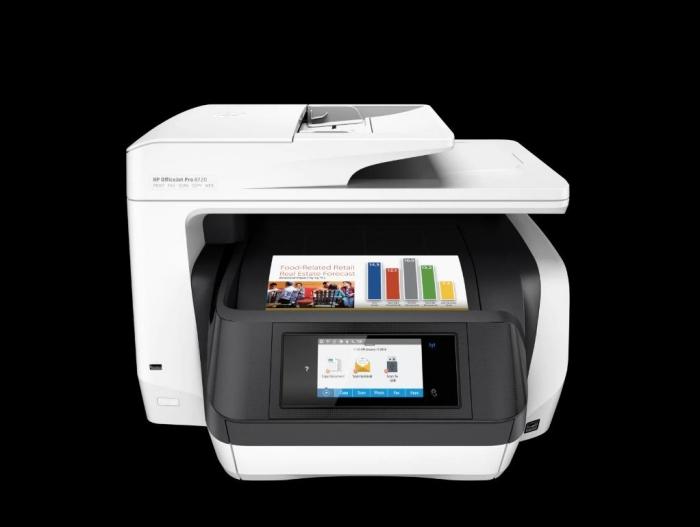 Máy in HP OfficeJet Pro 8720 All-in-One