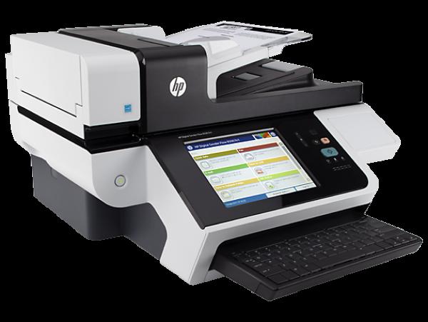 Máy scan 2 mặt HP Digital Sender Flow 8500 fn1 Document Capture Workstation