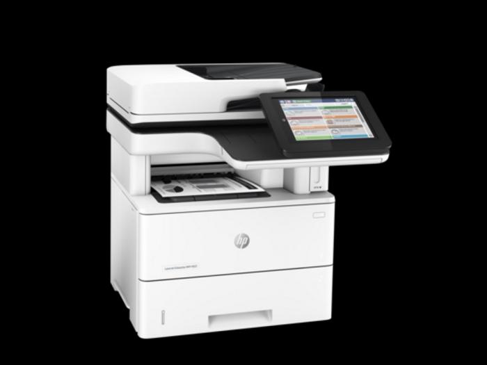 Máy in đa chức năng HP LaserJet Enterprise Flow M527z