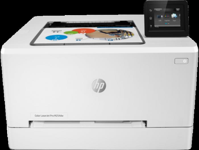 Máy in HP Color LaserJet Pro M254dw