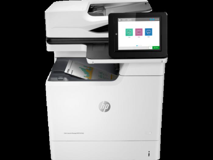 Máy in màu đa chức năng HP Color LaserJet Managed E67650dh