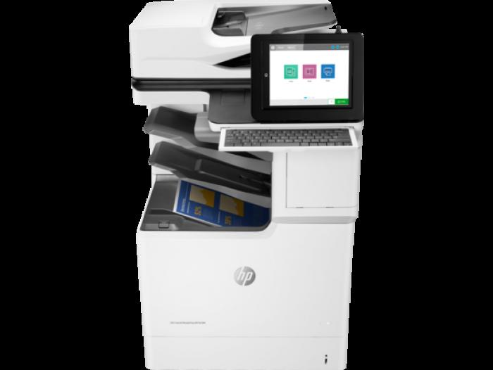 Máy in màu đa chức năng HP Color LaserJet Managed Flow E67660z